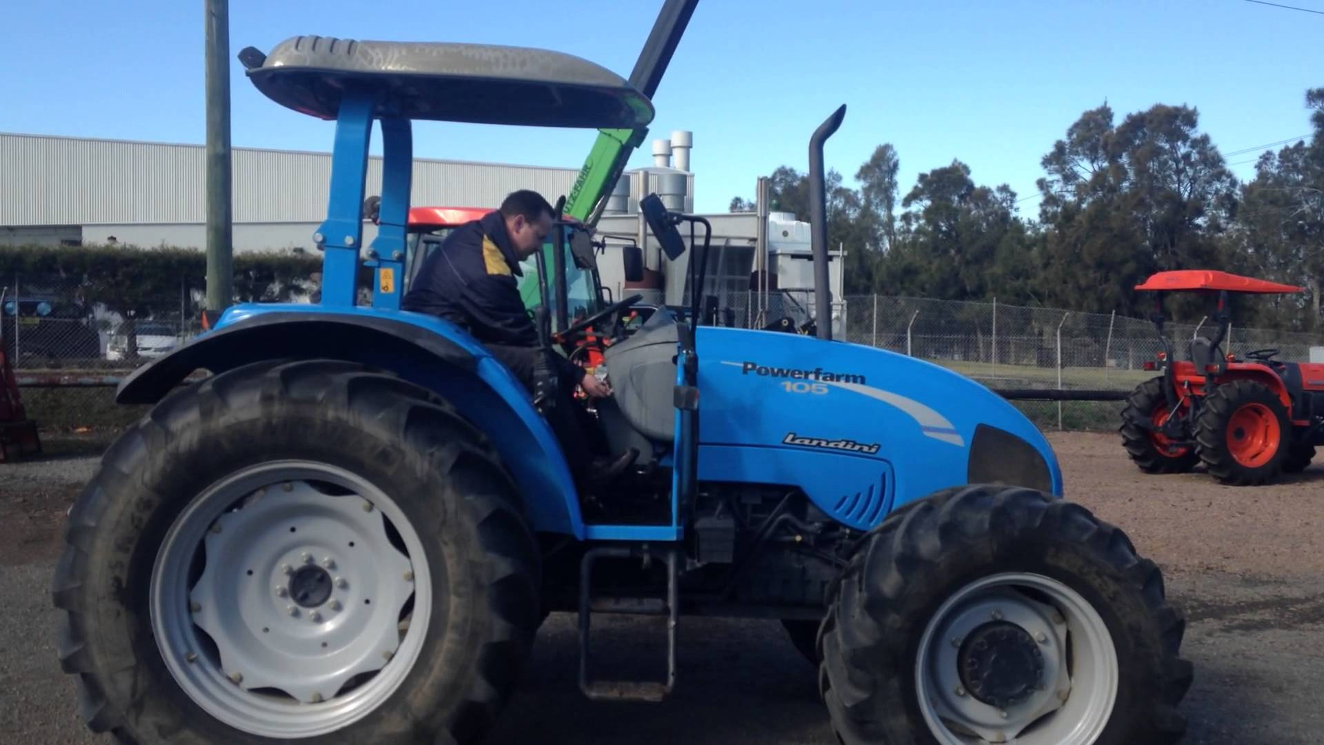 Landini powerfarm photo - 10