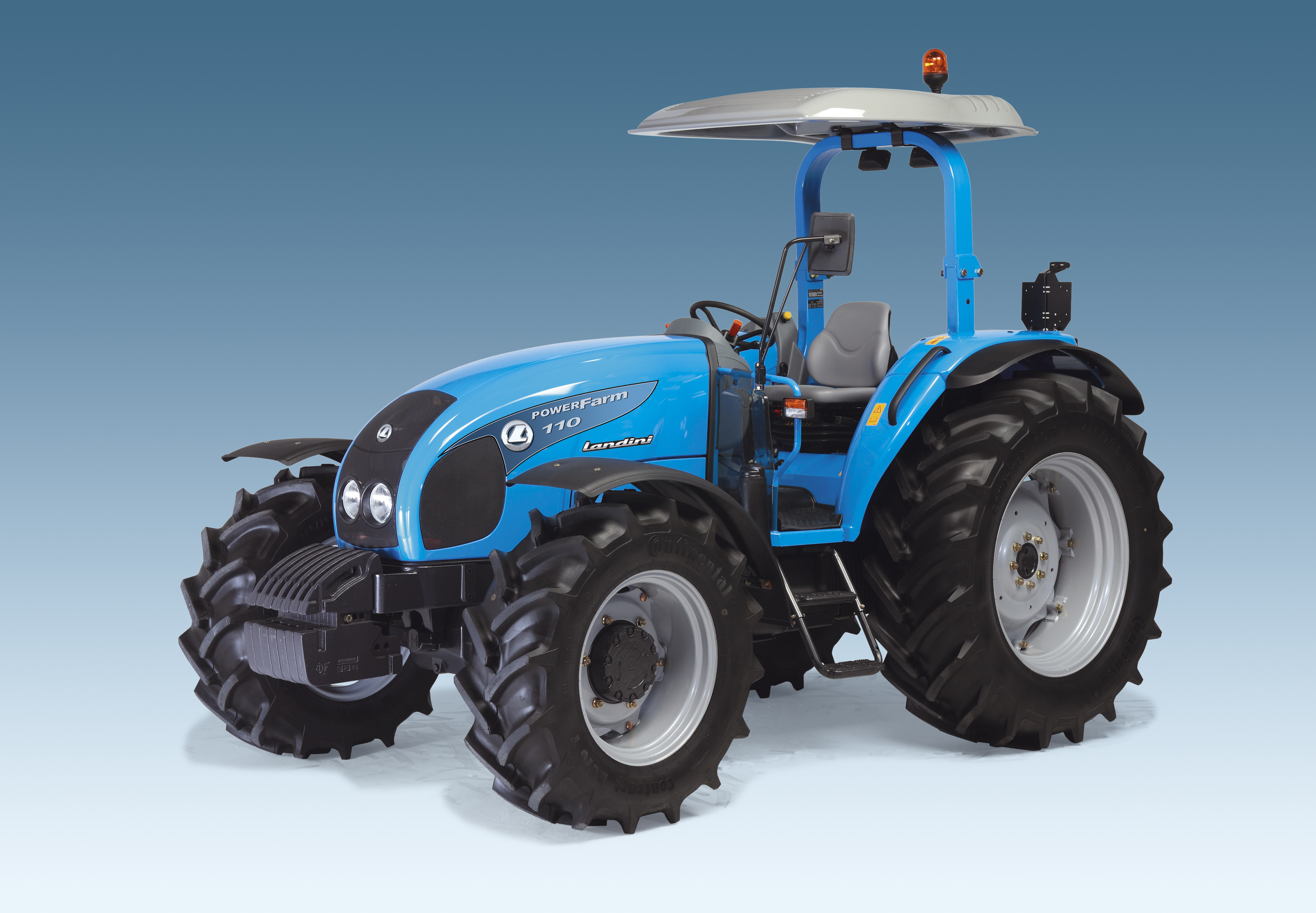 Landini powerfarm photo - 3