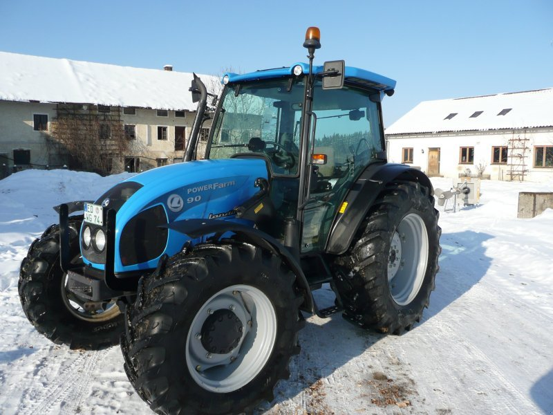 Landini powerfarm photo - 4