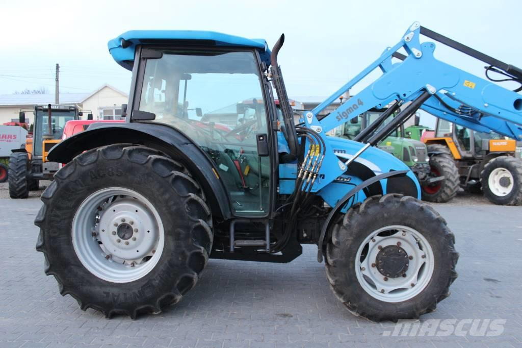 Landini powerfarm photo - 5