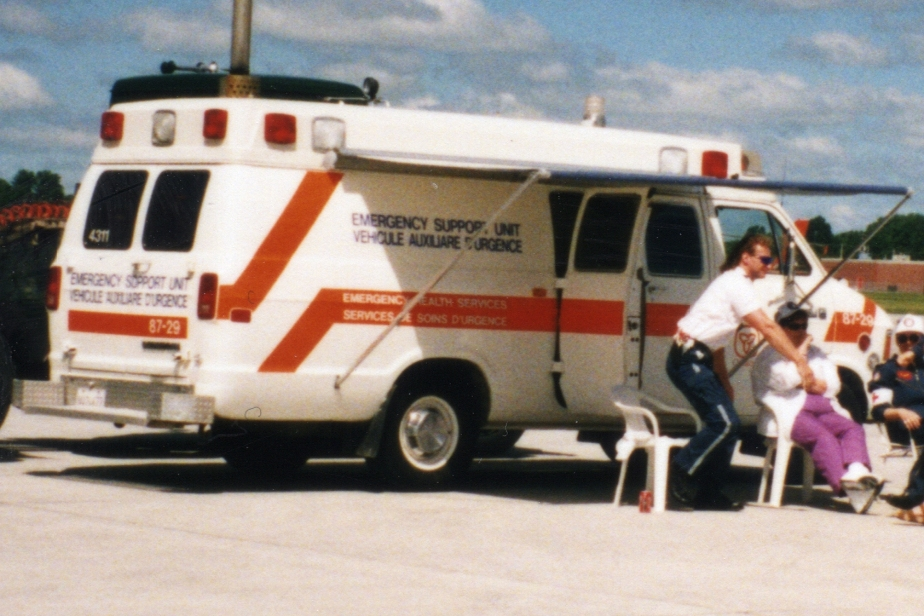 Lasalle ambulance photo - 7