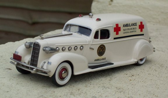 Lasalle ambulance photo - 9