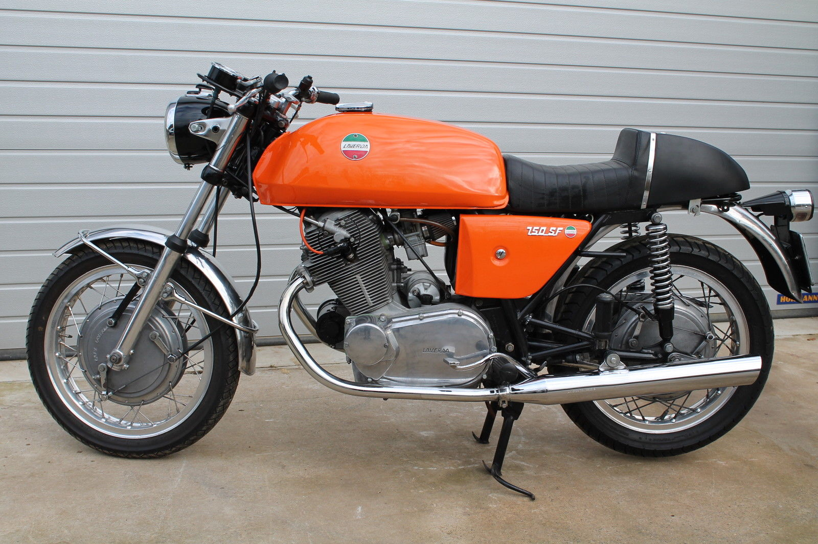 Laverda 750sf photo - 1
