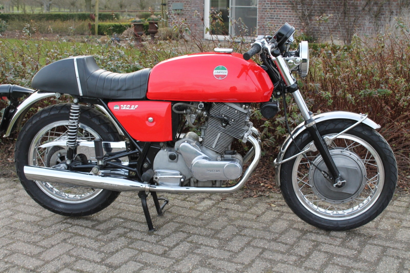 Laverda 750sf photo - 10