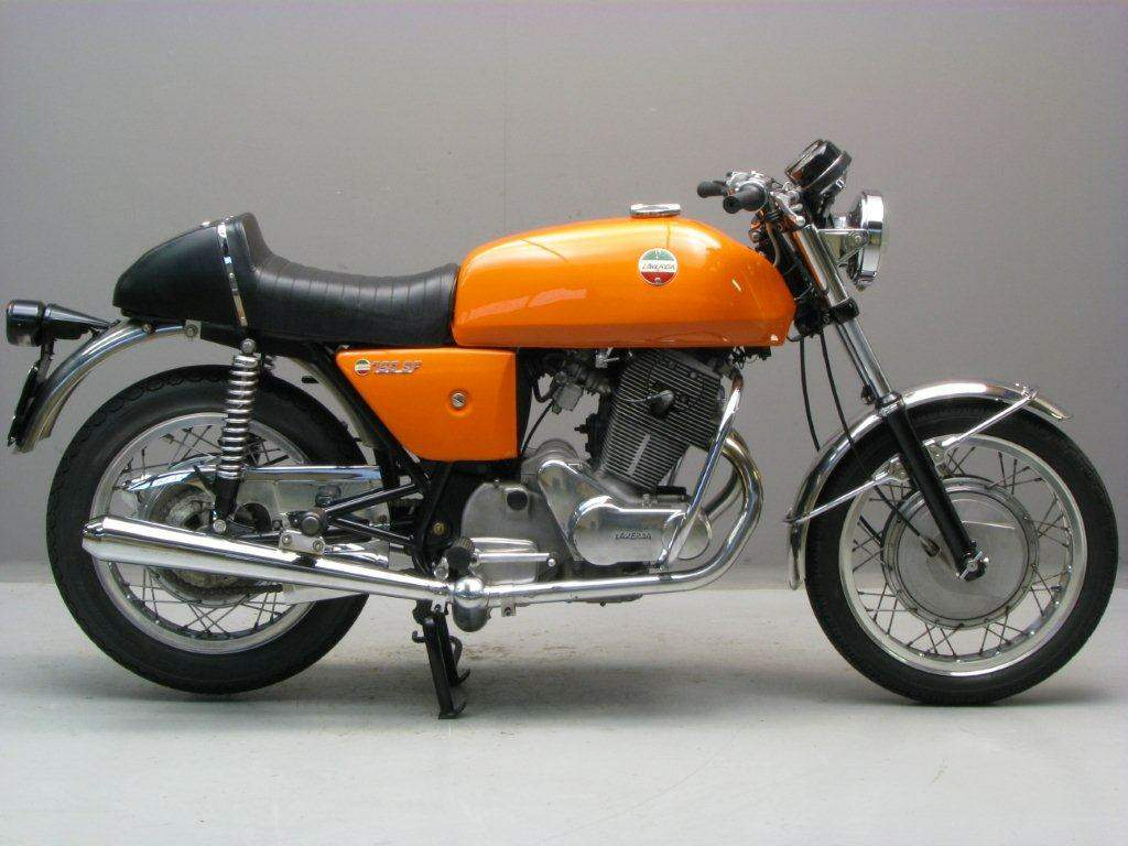 Laverda 750sf photo - 3