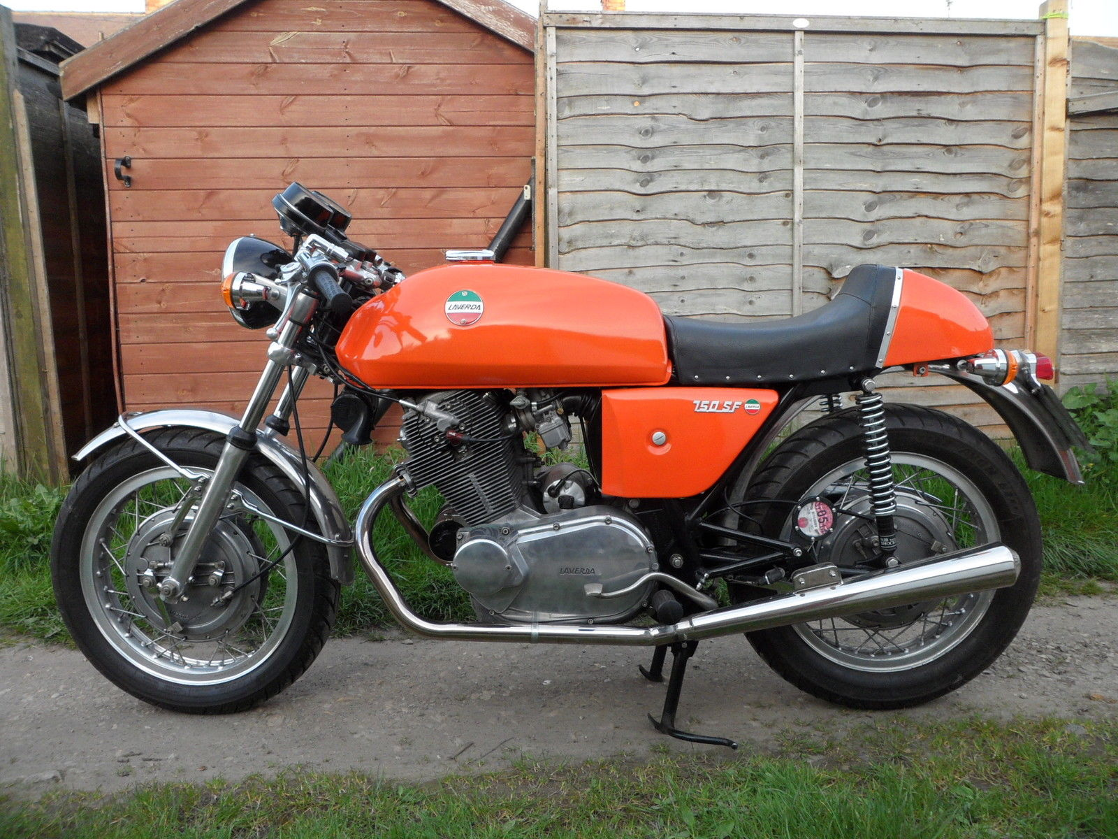 Laverda 750sf photo - 7