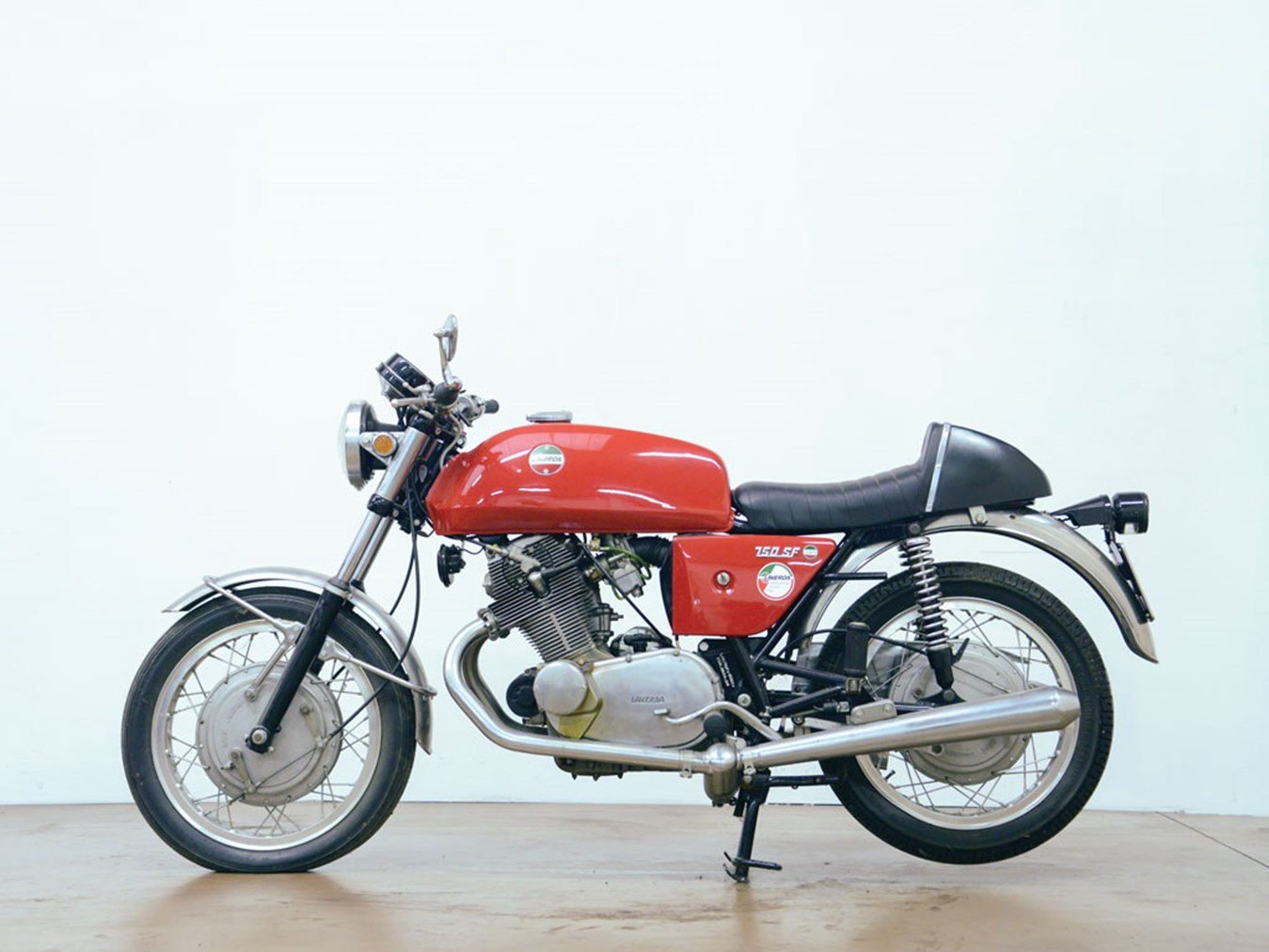 Laverda 750sf photo - 9