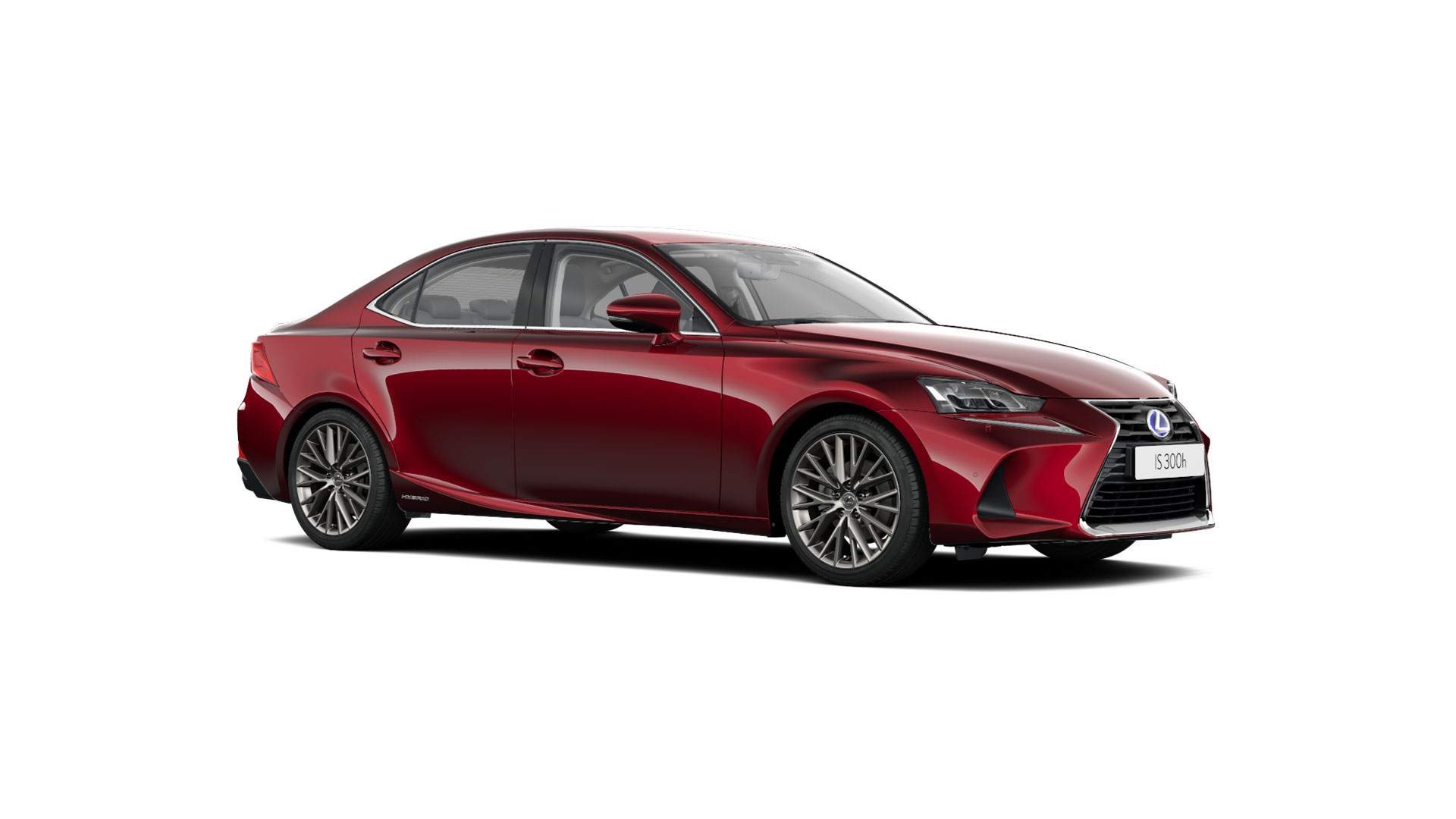 Lexus hybrid photo - 1