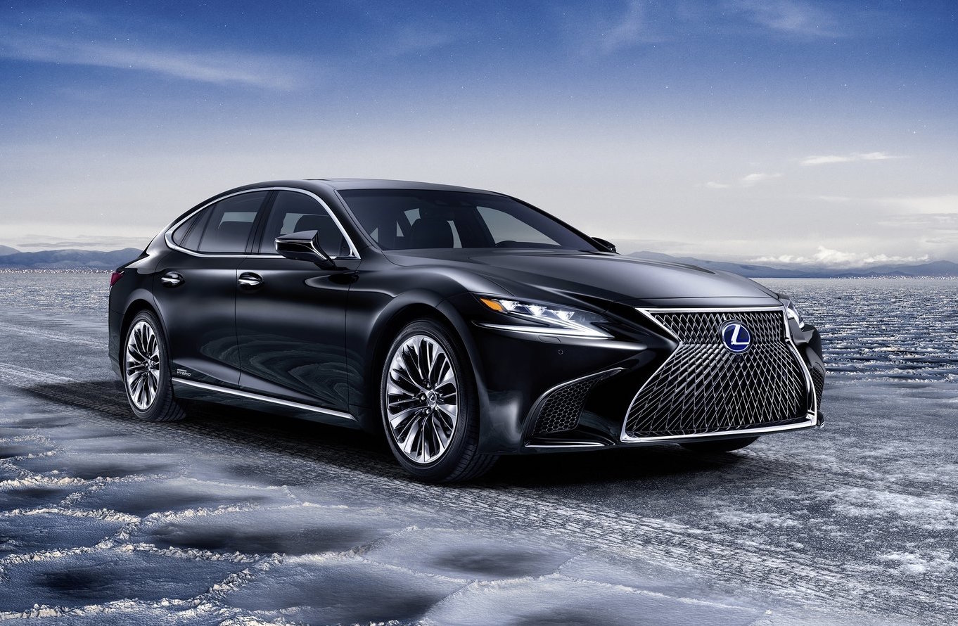 Lexus hybrid photo - 7