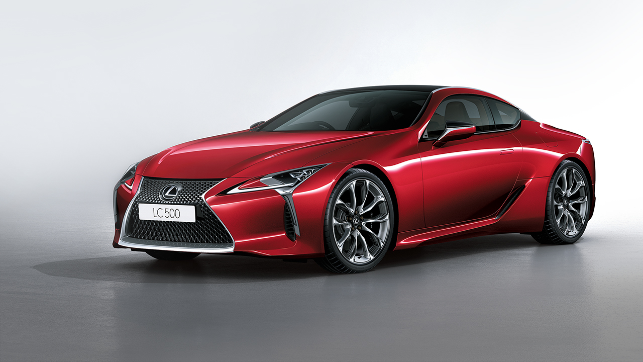 Lexus hybrid photo - 8