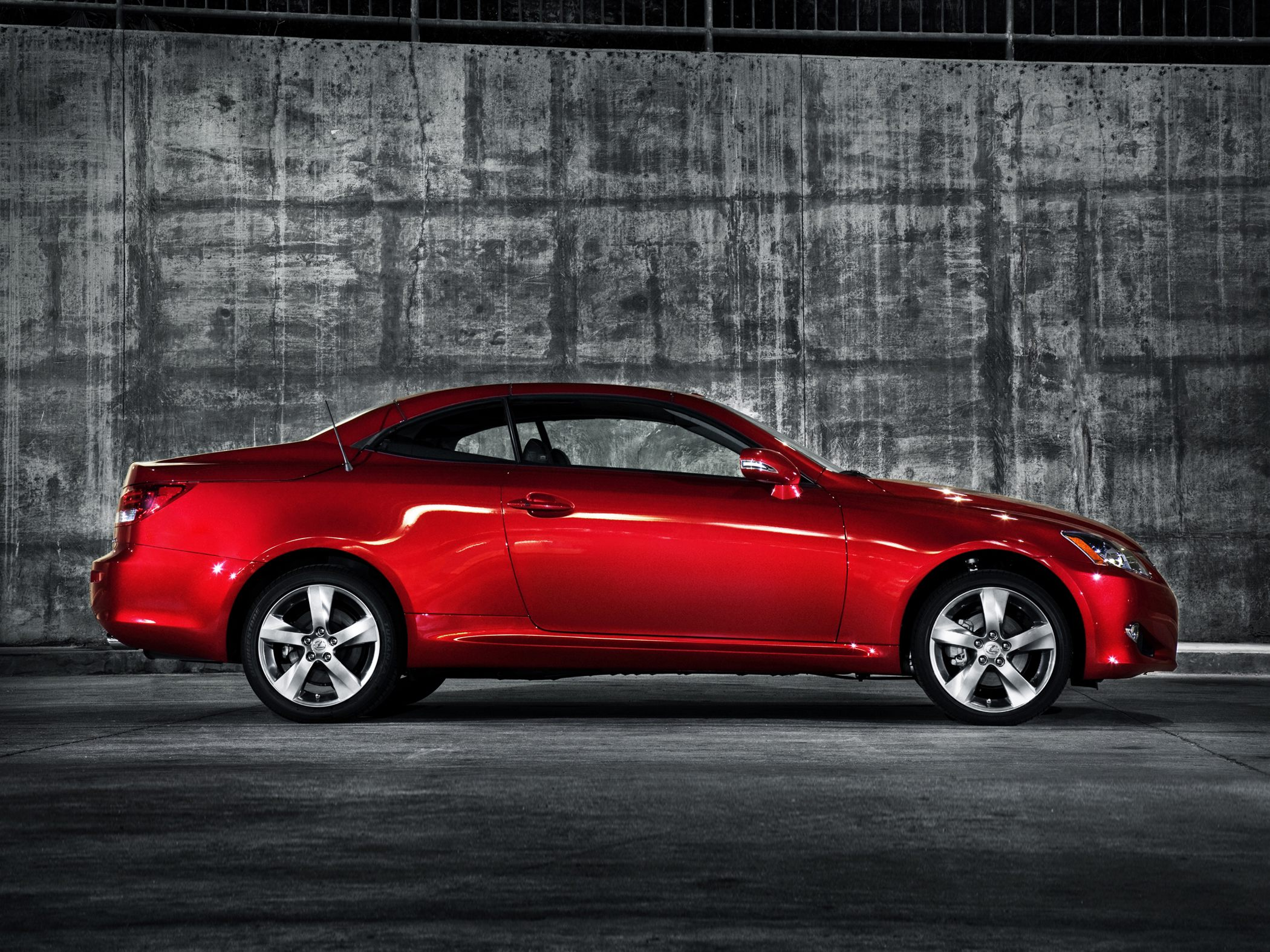 Lexus is250c photo - 5
