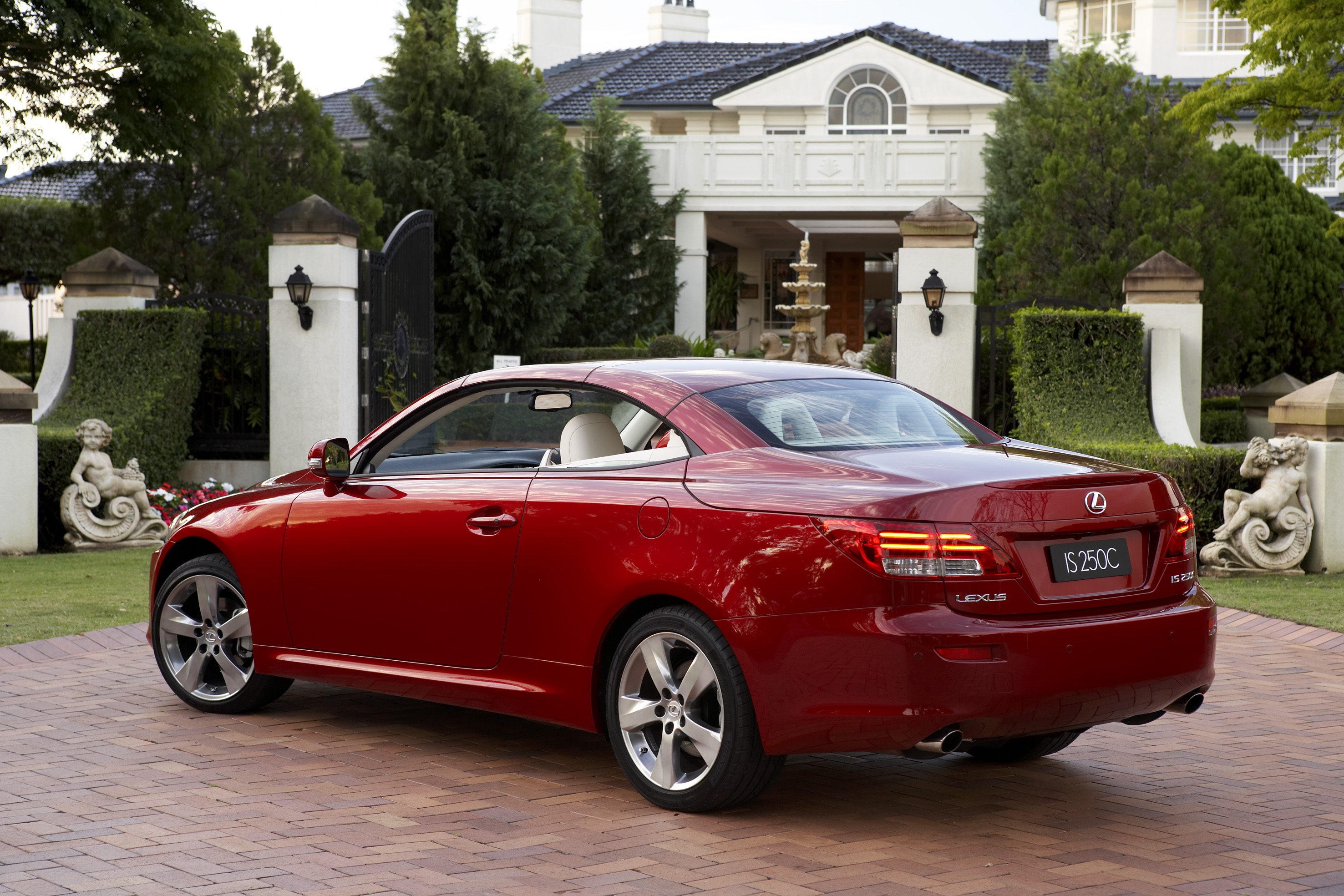 Lexus is250c photo - 7