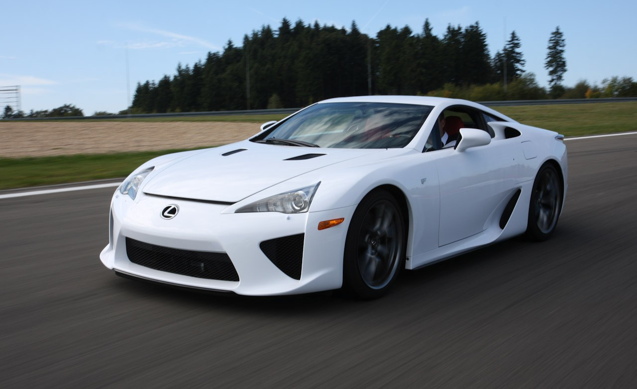 Lexus lfa photo - 1
