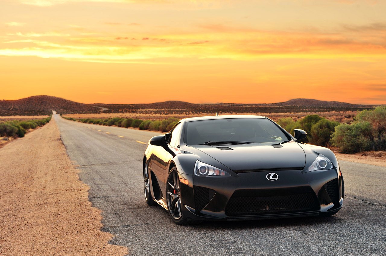Lexus lfa photo - 3