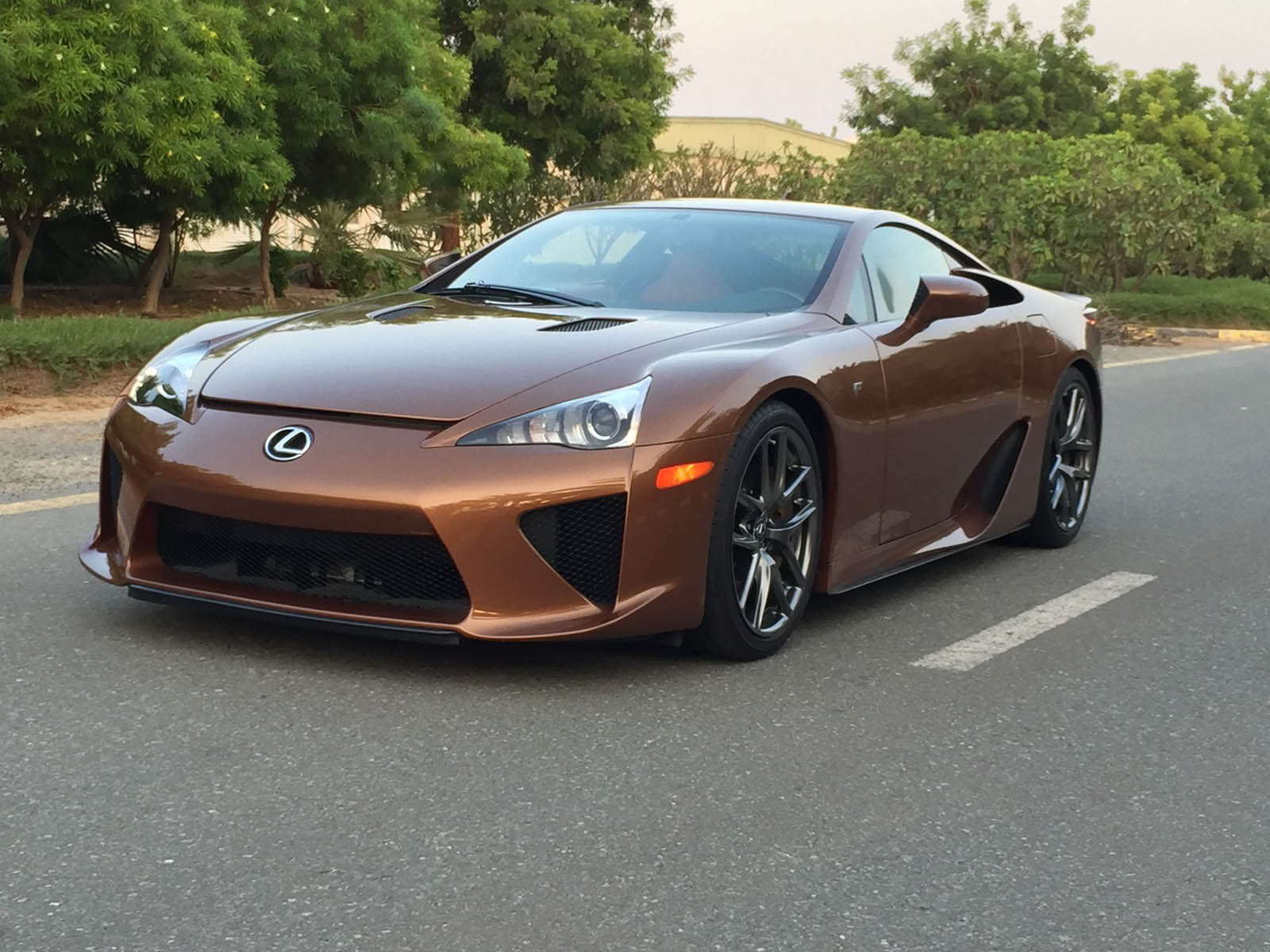 Lexus lfa photo - 5