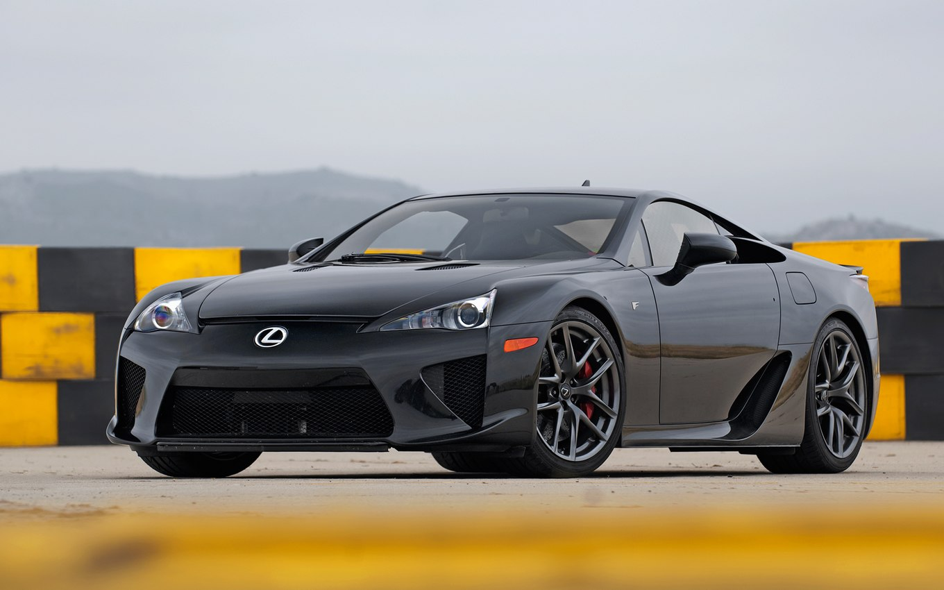 Lexus lfa photo - 9
