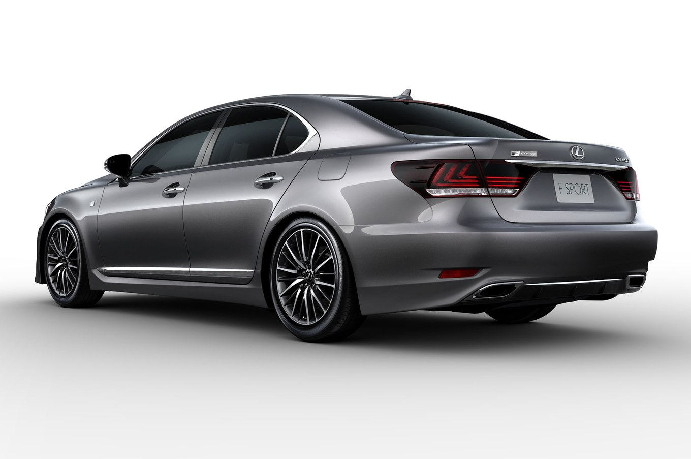 Lexus ls photo - 6