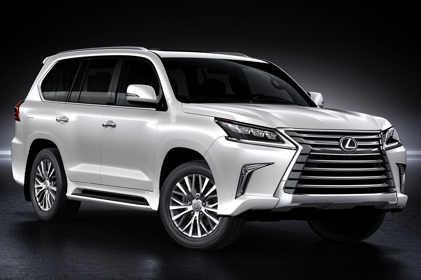 Lexus lx570 photo - 5