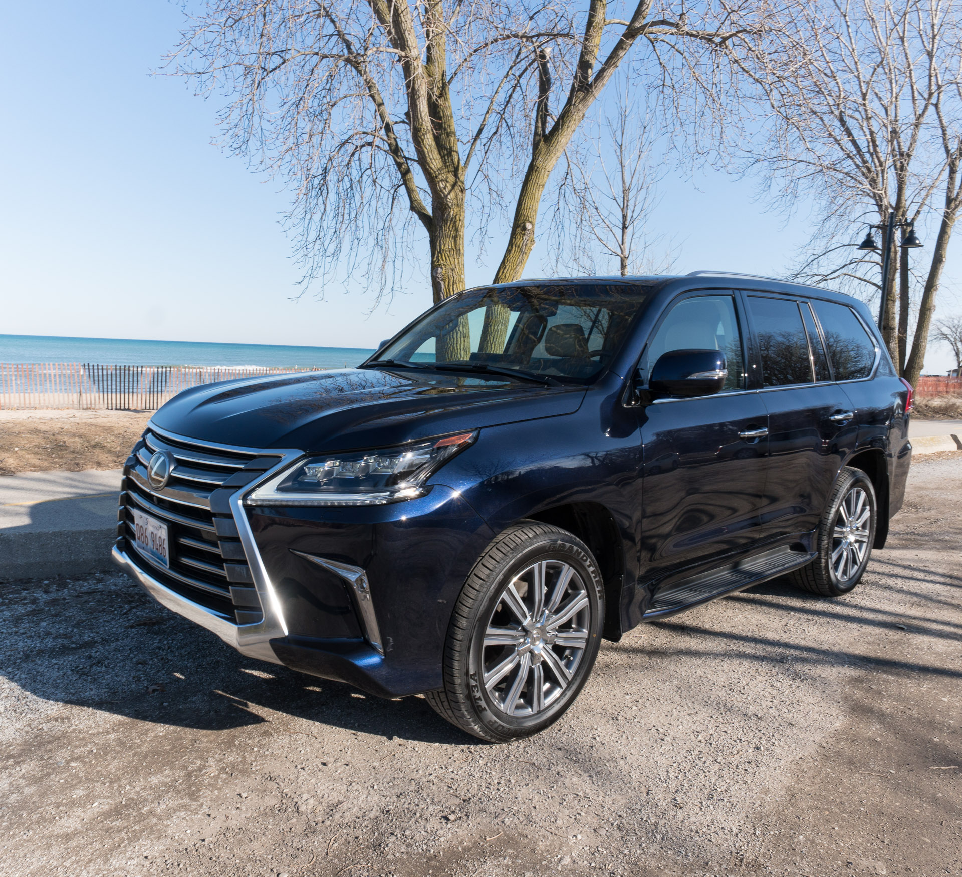 Lexus lx570 photo - 6