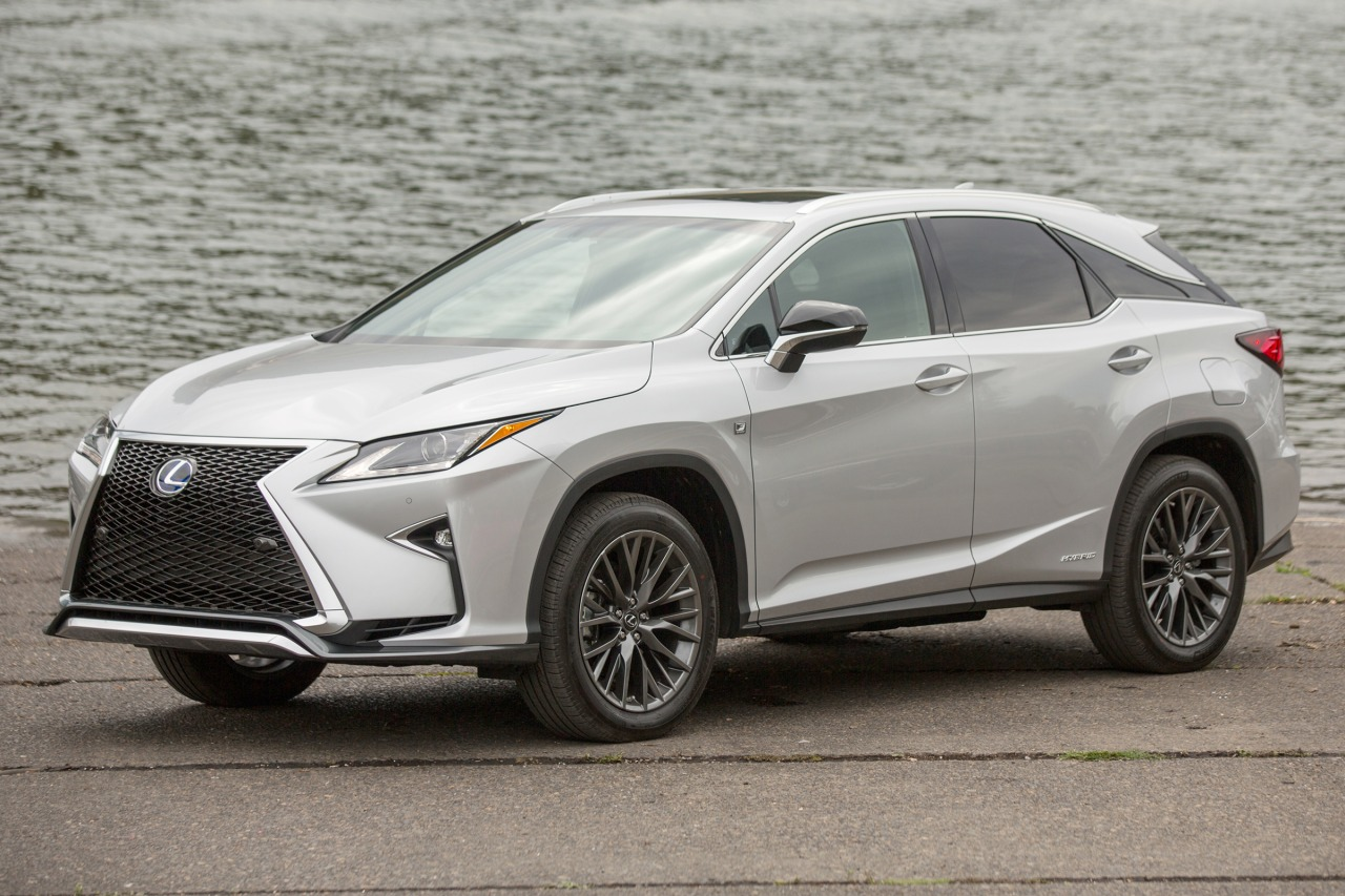 Lexus rx photo - 10