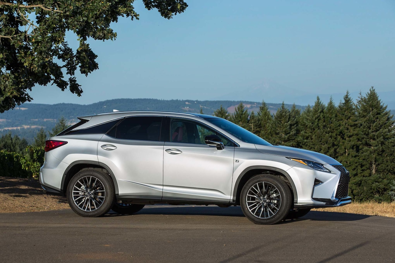Lexus rx photo - 6
