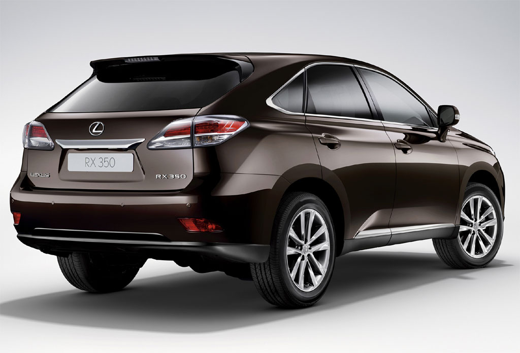 Lexus rx350 photo - 10