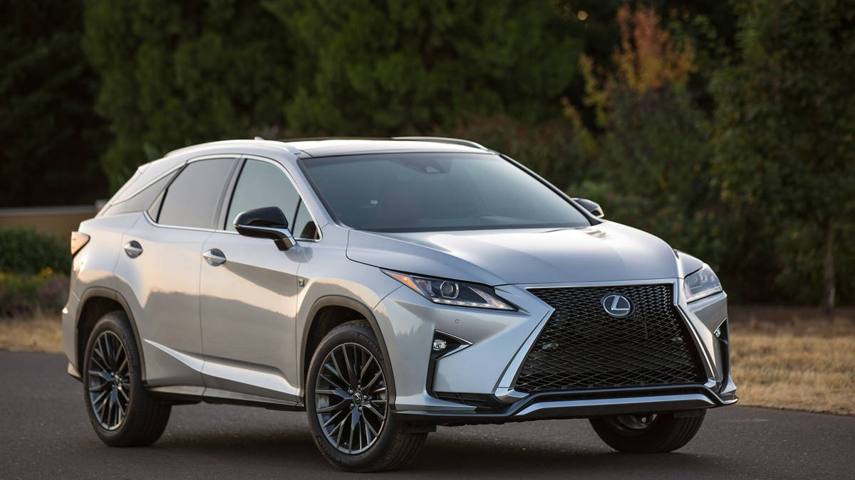Lexus rx350 photo - 4