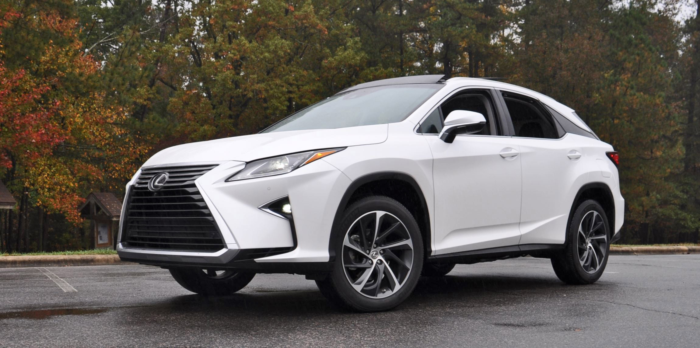 Lexus rx350 photo - 6