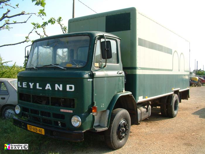 Leyland boxer photo - 3