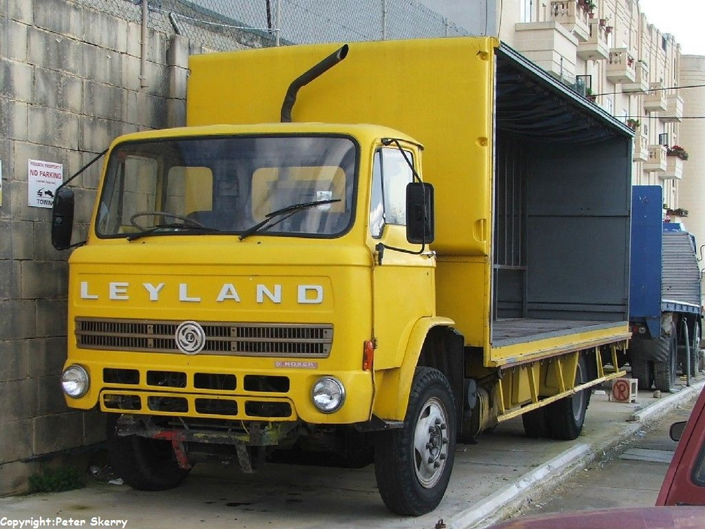 Leyland boxer photo - 5