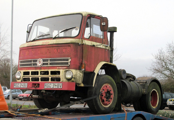 Leyland boxer photo - 6