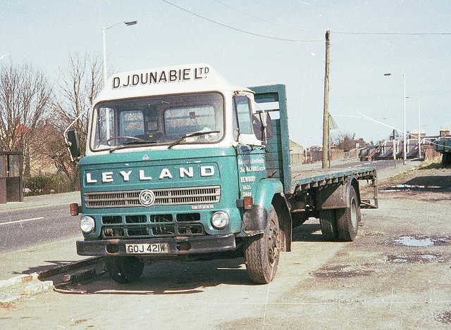 Leyland boxer photo - 8