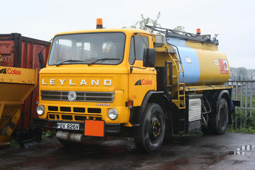 Leyland boxer photo - 9