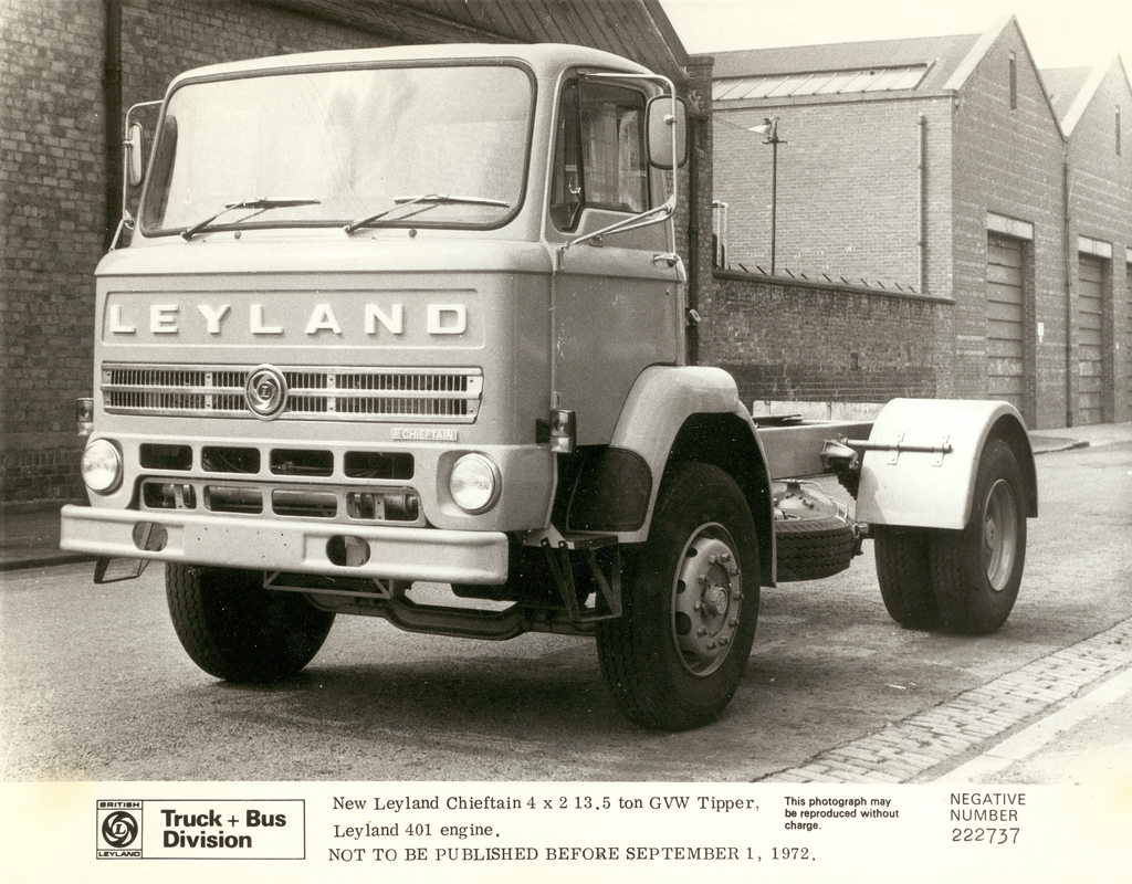 Leyland chieftain photo - 1