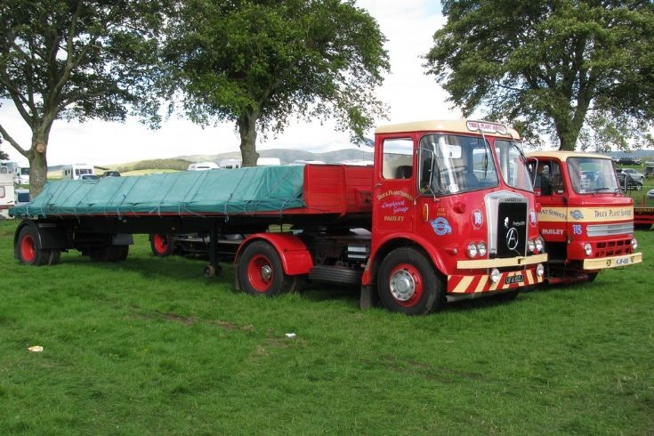 Leyland chieftain photo - 2
