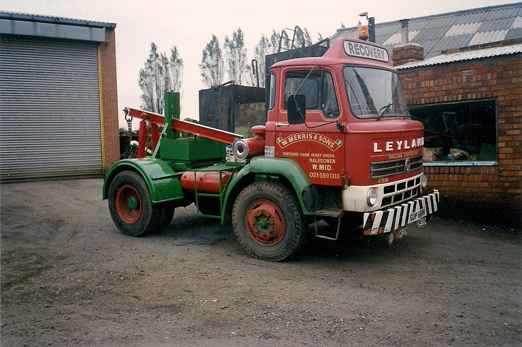Leyland chieftain photo - 3