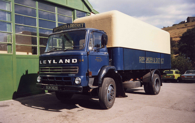 Leyland chieftain photo - 4