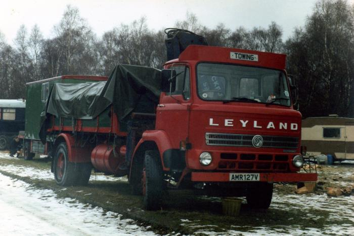 Leyland clydesdale photo - 10
