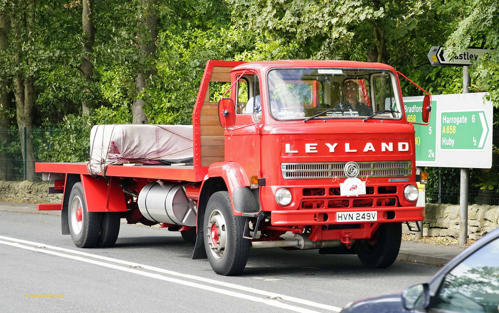 Leyland clydesdale photo - 3