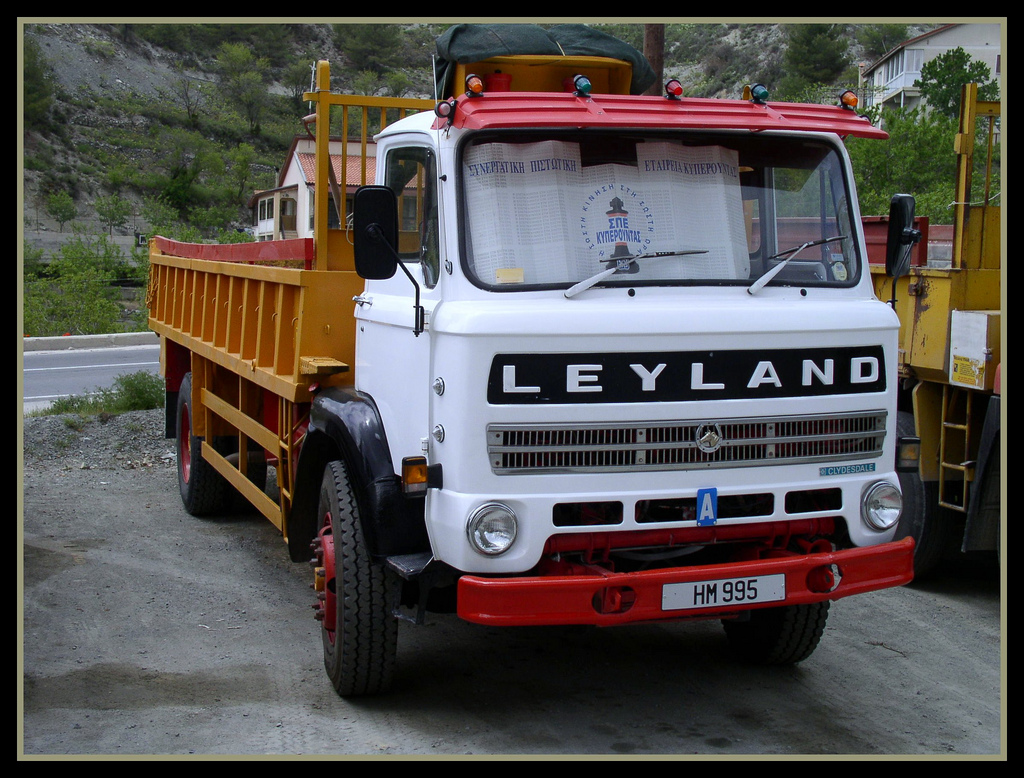 Leyland clydesdale photo - 7