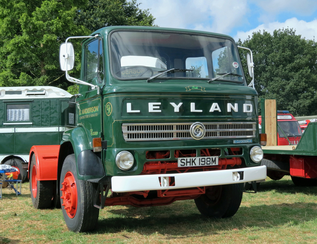 Leyland clydesdale photo - 8