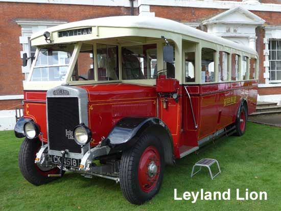 Leyland lion photo - 4