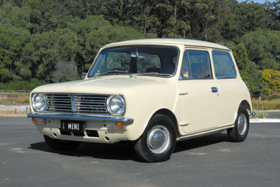 Leyland mini photo - 1