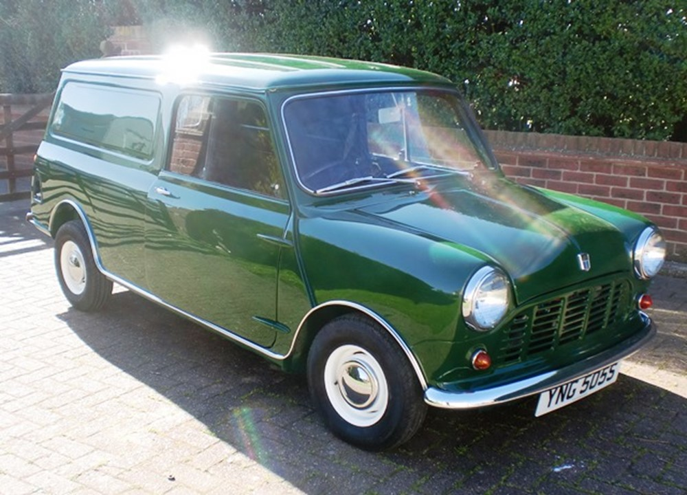 Leyland mini photo - 10