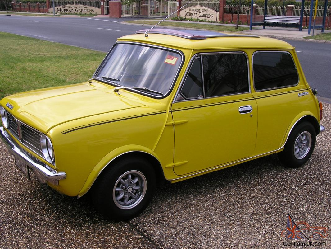 Leyland mini photo - 2