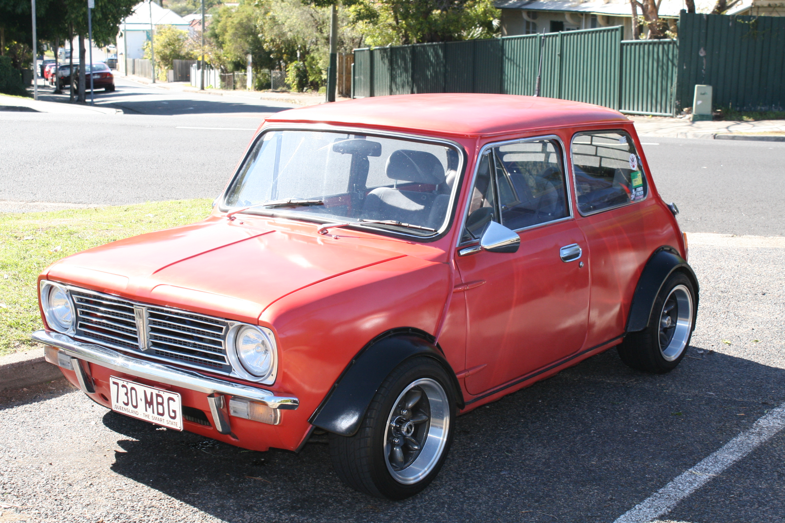 Leyland mini photo - 3