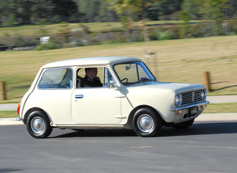 Leyland mini photo - 7