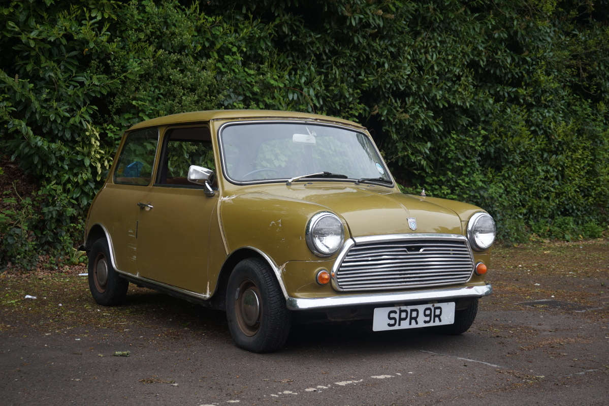 Leyland mini photo - 8