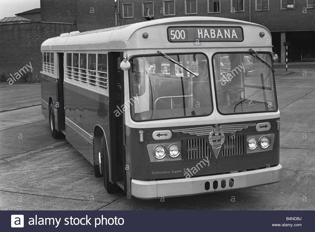 Leyland olympic photo - 1