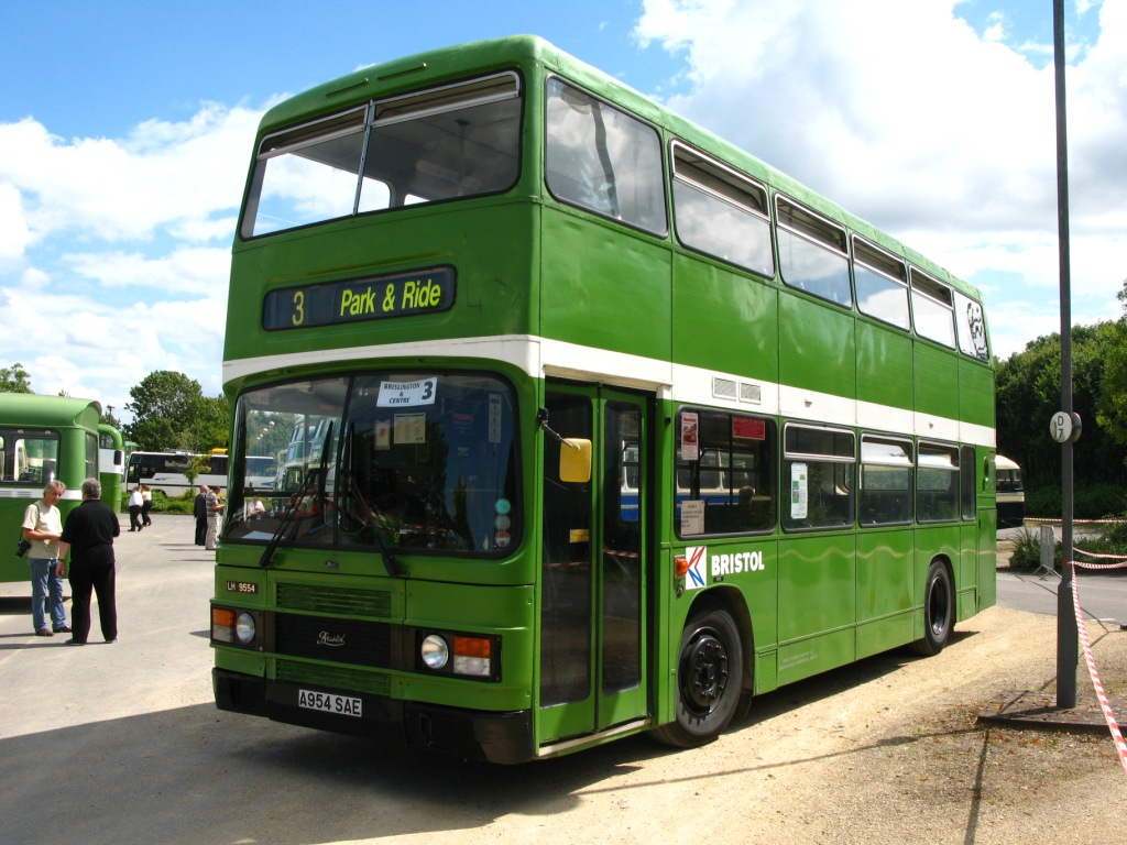 Leyland olympic photo - 7